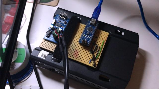 Phanteks digital halos Arduino RGB controller